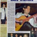 Tournée au Nicaragua, Guatemala et en Honduras 2002