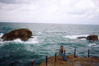 日本海を臨むこの美しい加佐の岬でアイディアが湧き