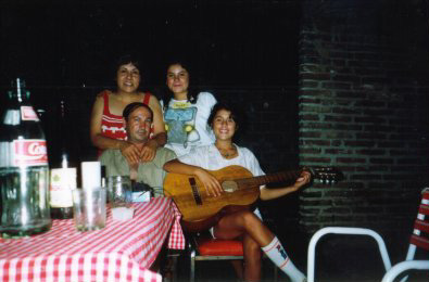 チニーナの家族