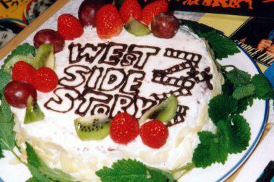 ウエストサイドケーキ