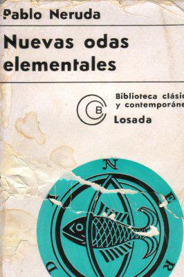 パブロ・ネルーダの詩集