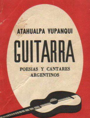 ユパンキの詩集 'ギター'