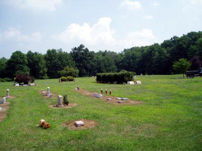 ペット専用の墓地