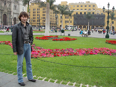 マヨール広場