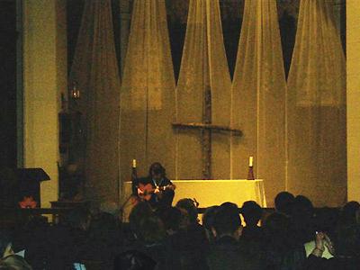 聖ルーク教会チャリティー公演