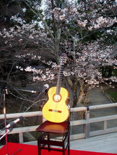 京都大覚寺公演