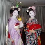 祇園の舞妓さんの佳つ幸さん