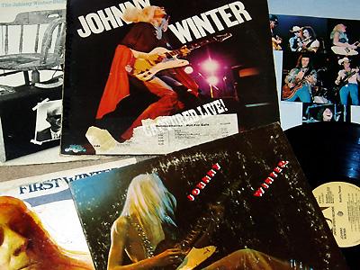 ジョニー・ウインター