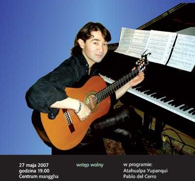 Tournée au Pologne 2007