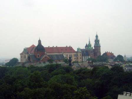 ヴァヴァエル城