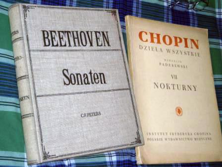 ベートーヴェンのピアノソナタ全曲集