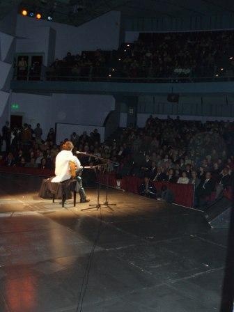 2005年ペルー公演