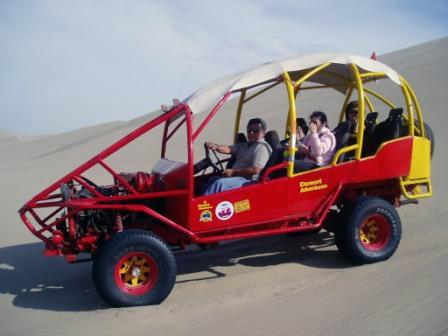 オフロード・バギー車