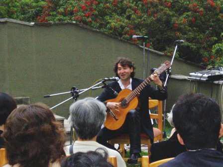 マチュピチュ・コンサートツアー