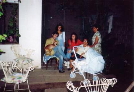 リオ・セコの女性たち