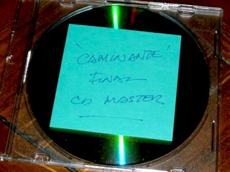 'カミナンテ'のマスターCD