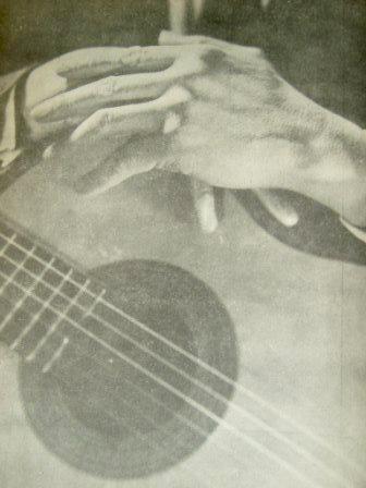 ユパンキの手