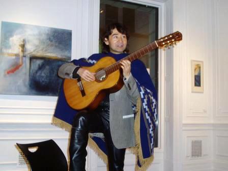 Hommage Récital pour Atahualpa Yupanqui à New York 2009