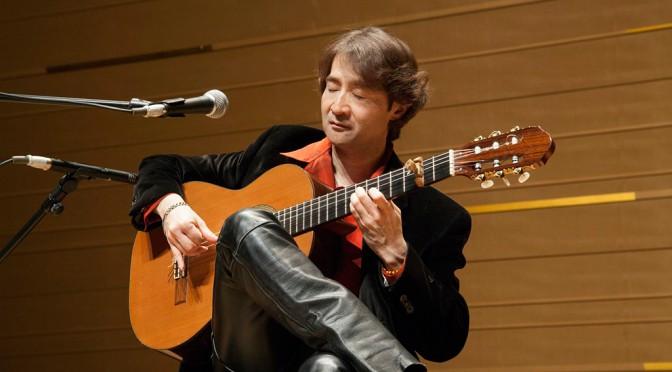 Récital à Yamaha Hall, Tokyo 2014