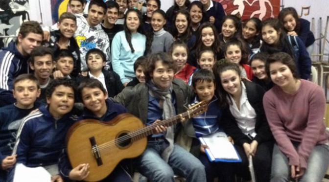 Tournée au Paraguay et en Argentine 2014