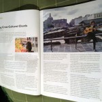 Striking Cross-Culture Chords - Wingspan (ANA Inflight Magazine)